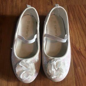 White Dress Shoe
